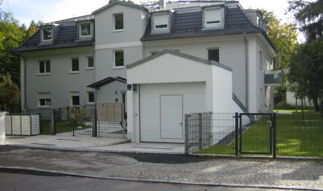 Schilcherweg in München/Harlaching